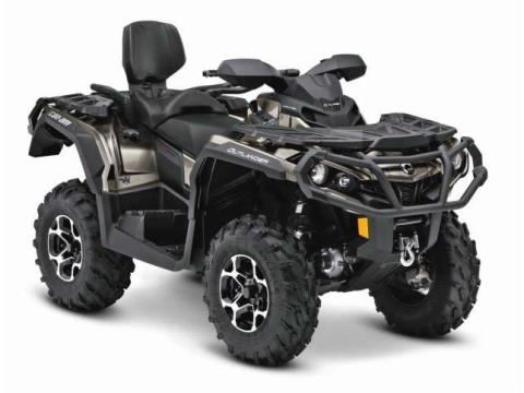 2015 Can-Am Outlander™ MAX Limited 1000 in Smock, Pennsylvania