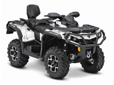 2015 Can-Am Outlander™ MAX Limited 1000 in Pompano Beach, Florida