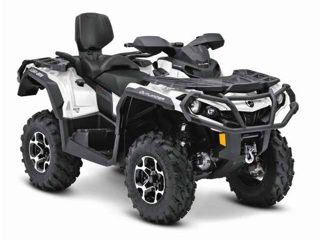 2015 Can-Am Outlander™ MAX Limited 1000 in Grantville, Pennsylvania