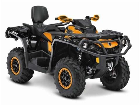 2015 Can-Am Outlander™ MAX XT-P™ 800R in Grantville, Pennsylvania
