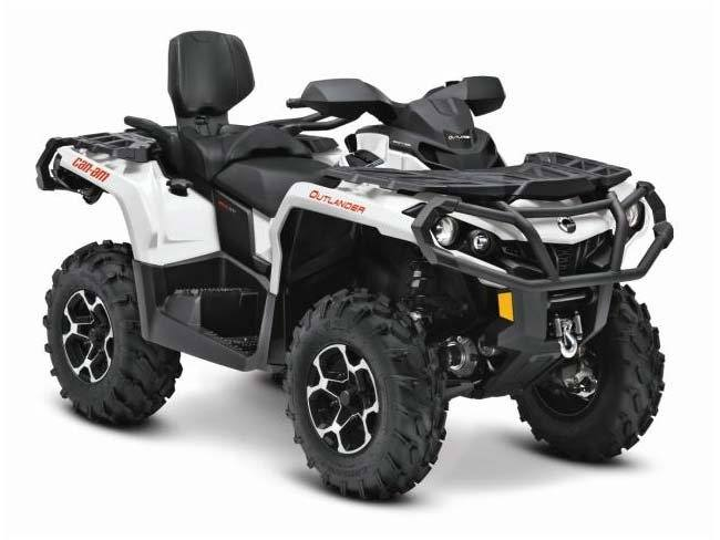 2015 Can-Am Outlander™ MAX XT™ 500 in Oakdale, New York