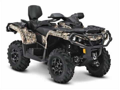 2015 Can-Am Outlander™ MAX XT™ 650 in Springville, Utah