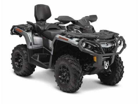 2015 Can-Am Outlander™ MAX XT™ 800R in Springville, Utah