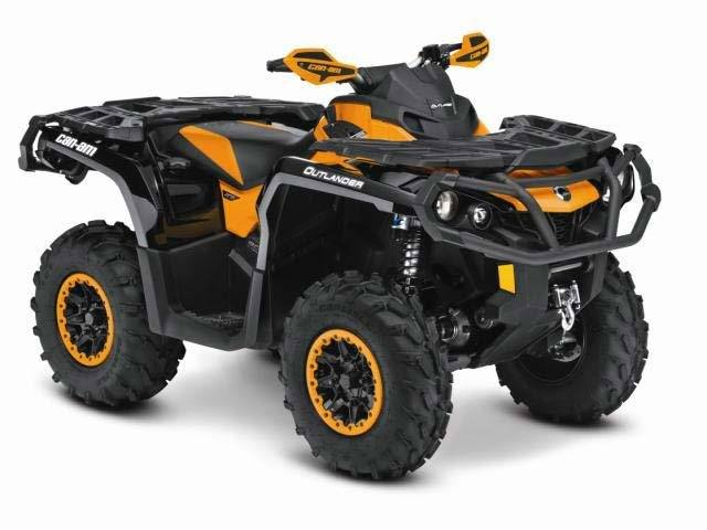 2015 Can-Am Outlander™ XT-P™ 1000 in Grantville, Pennsylvania
