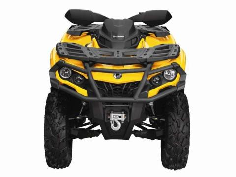 2015 Can-Am Outlander™ XT™ 1000 in Grantville, Pennsylvania