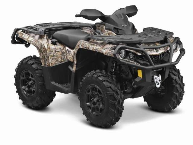2015 Can-Am Outlander™ XT™ 500 in Springville, Utah