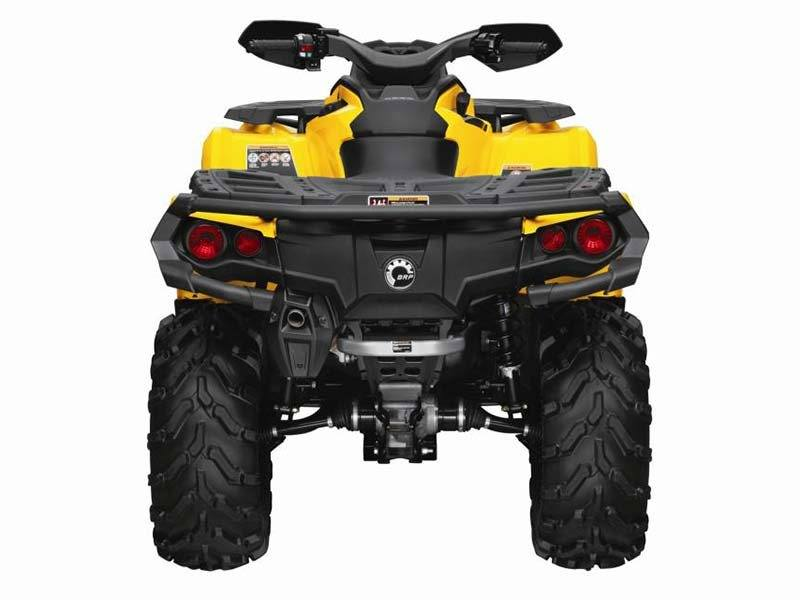 2015 Can-Am Outlander™ XT™ 650 in Grantville, Pennsylvania