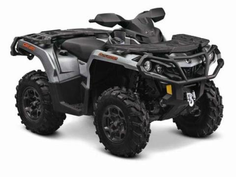 2015 Can-Am Outlander™ XT™ 800R in Grantville, Pennsylvania