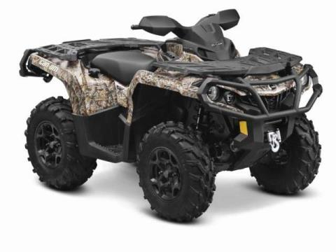 2015 Can-Am Outlander™ XT™ 800R in Keokuk, Iowa
