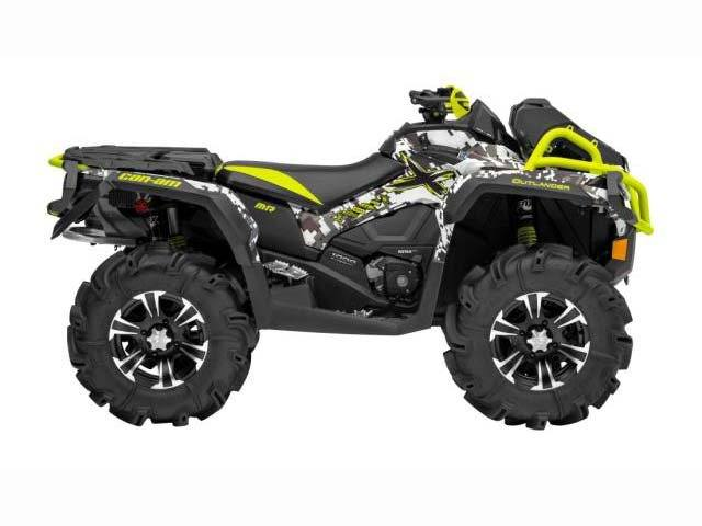 2015 Can-Am Outlander™ X® mr 1000 in Grantville, Pennsylvania