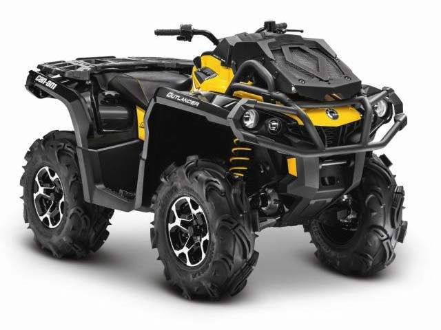 2015 Can-Am Outlander™ X® mr 1000 in Springville, Utah