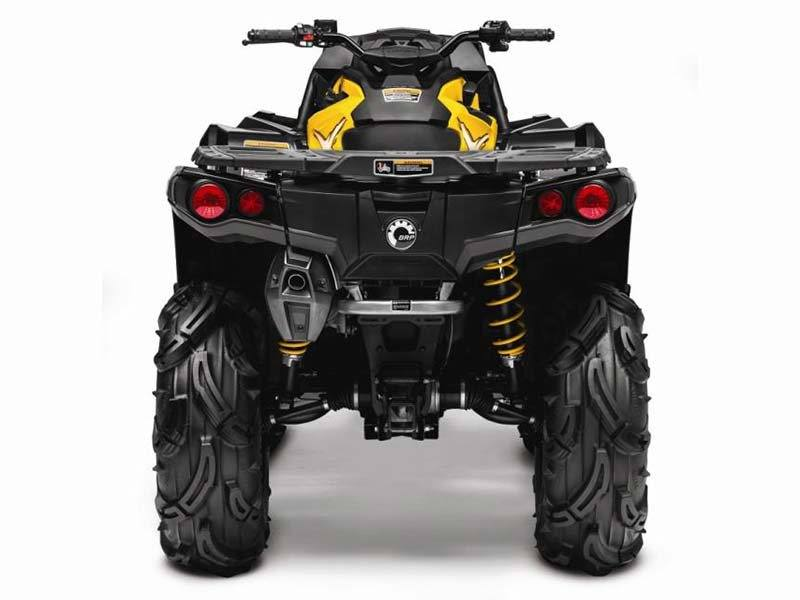 2015 Can-Am Outlander™ X® mr 650 in Grantville, Pennsylvania