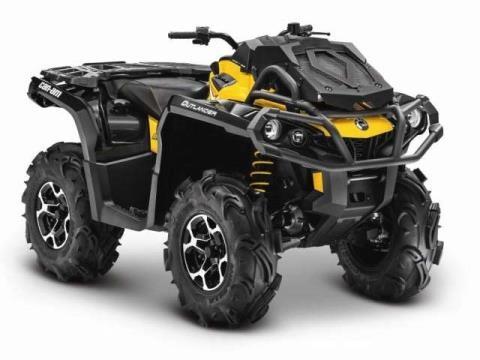 2015 Can-Am Outlander™ X® mr 800R in Smock, Pennsylvania