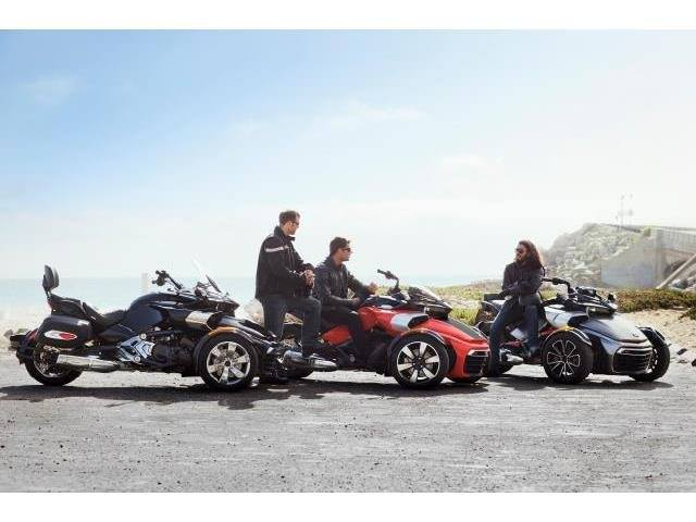 2015 Can-Am Spyder® F3-S SE6 in Zulu, Indiana - Photo 10