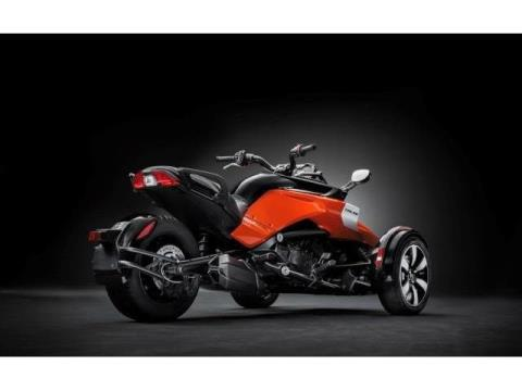 2015 Can-Am Spyder® F3-S SE6 in Zulu, Indiana - Photo 5