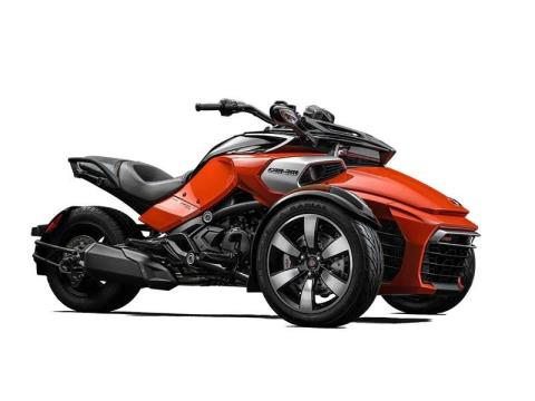 Can-Am Red Solid Gloss / Steel Black Metallic