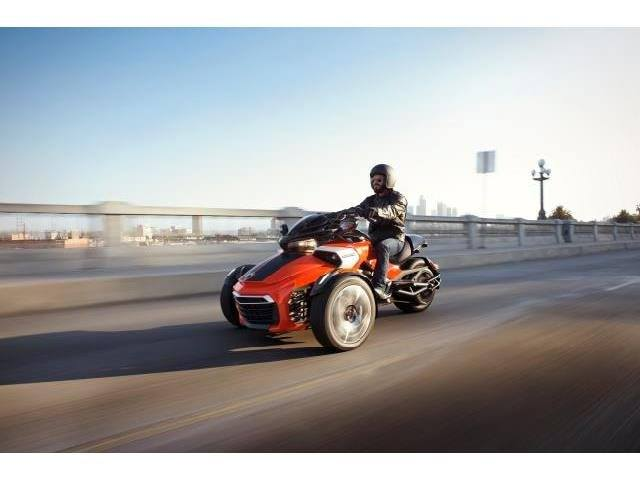 2015 Can-Am Spyder® F3-S SE6 in Alexandria, Minnesota