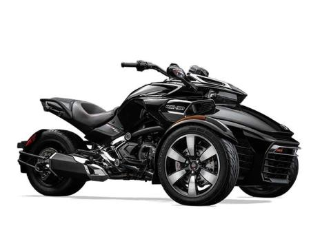 2015 Can-Am Spyder® F3-S SE6 in Baldwin, Michigan
