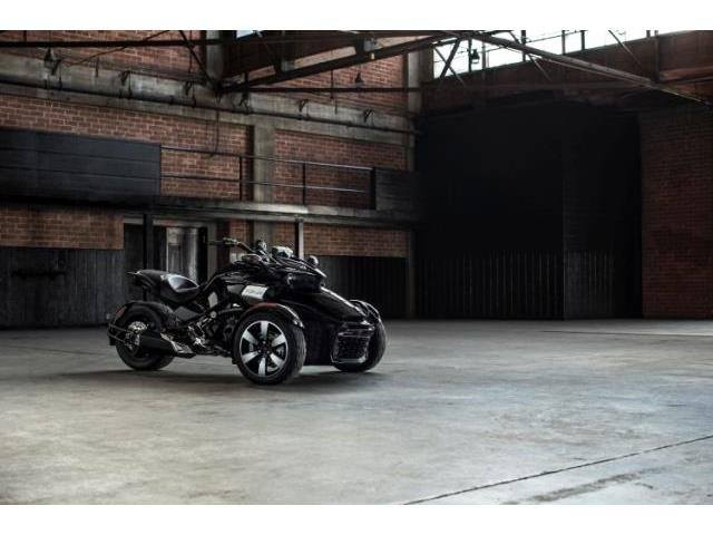 2015 Can-Am Spyder® F3-S SE6 in Portland, Oregon