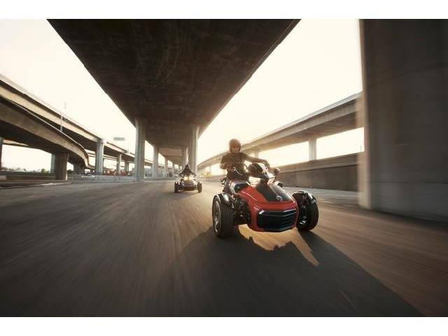 2015 Can-Am Spyder® F3-S SM6 in Springfield, Missouri - Photo 6