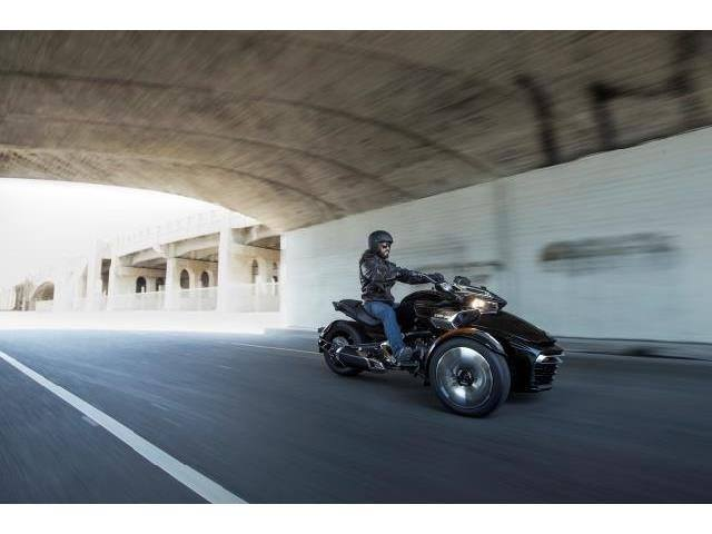 2015 Can-Am Spyder® F3-S SM6 in Springfield, Missouri - Photo 8