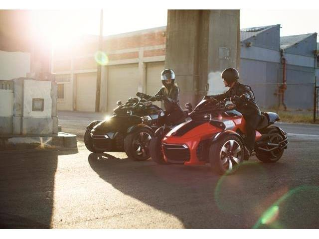 2015 Can-Am Spyder® F3-S SM6 in Grantville, Pennsylvania
