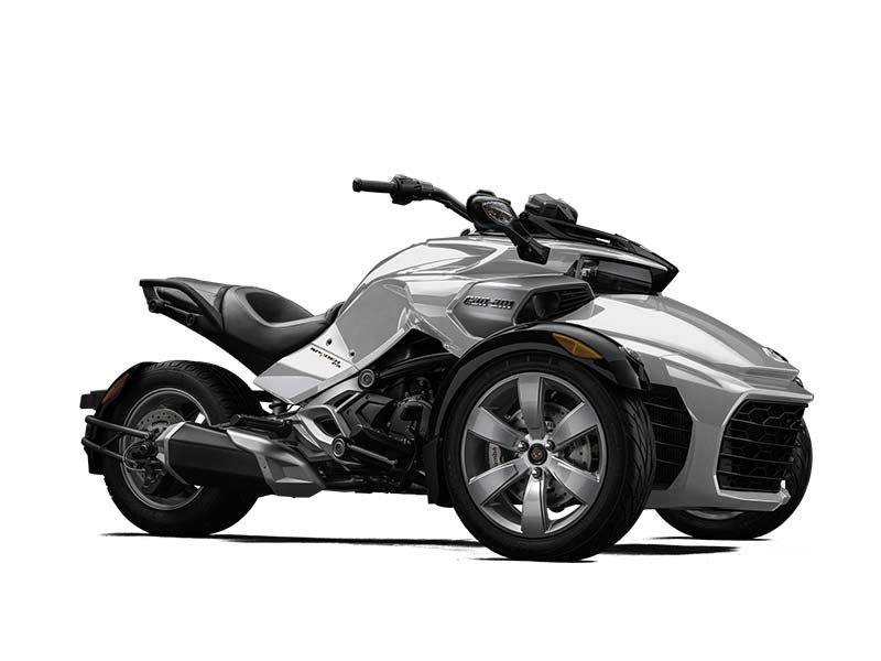 2015 Can-Am Spyder® F3 SM6 in Phoenix, New York - Photo 6