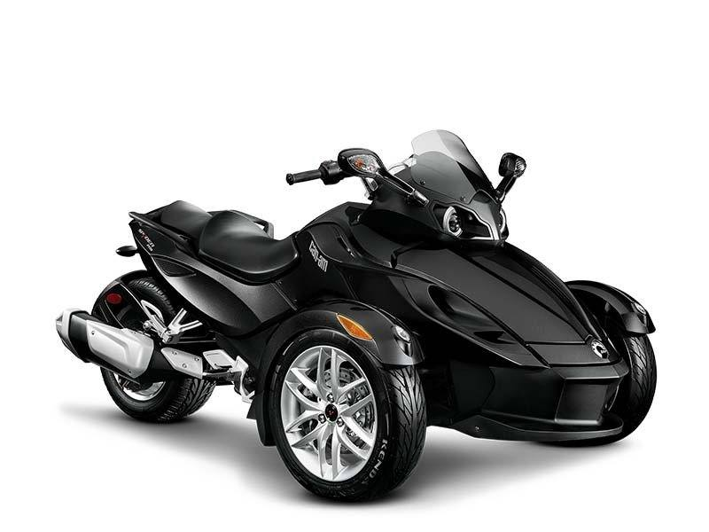 2015 Can-Am Spyder® RS SE5 in Grantville, Pennsylvania