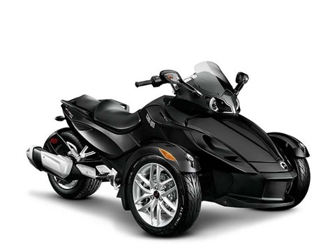 2015 Can-Am Spyder® RS SM5 in Grantville, Pennsylvania