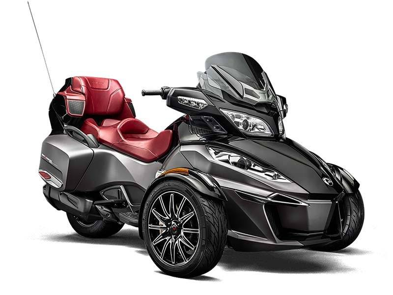 2015 Can-Am Spyder® RT-S Special Series SE6 in Louisville, Tennessee - Photo 10