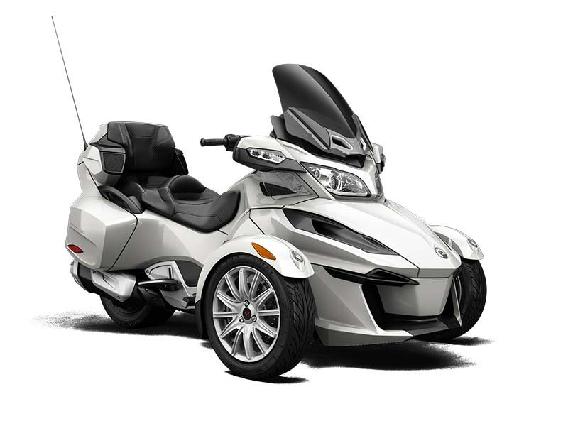 2015 Can-Am Spyder® RT SE6 in Cohoes, New York