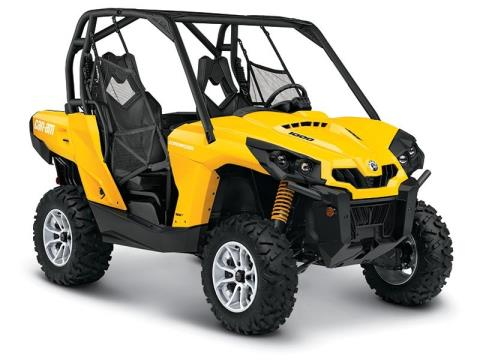 2015 Can-Am Commander™ DPS™ 1000 in Hancock, Wisconsin