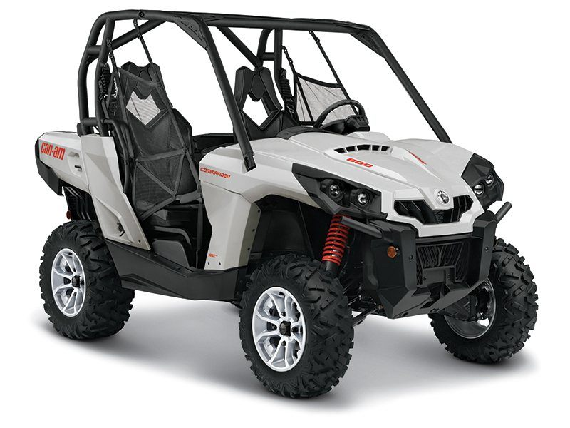 2015 Can-Am Commander™ DPS™ 800R in Greenwood, Mississippi