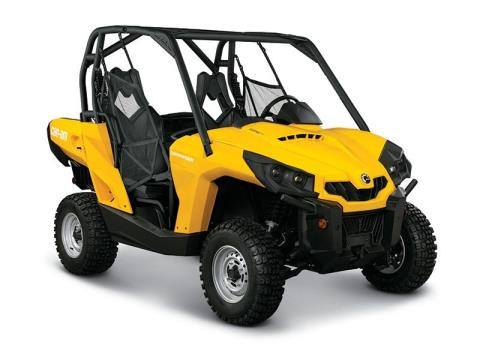 2015 Can-Am Commander™ E in Norfolk, Virginia