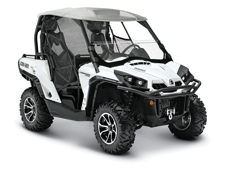 Can Am 1000 >> 2015 Can Am Commander Limited 1000 Utility Vehicles Roscoe Illinois