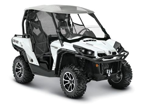 2015 Can-Am Commander™ Limited 1000 in Pikeville, Kentucky