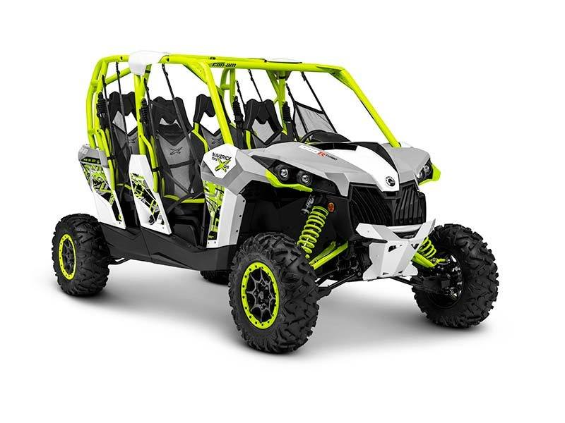2015 Can-Am Maverick™ Max X® ds 1000R Turbo in Waco, Texas - Photo 1