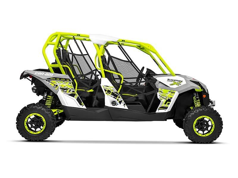 2015 Can-Am Maverick™ Max X® ds 1000R Turbo in Waco, Texas - Photo 2