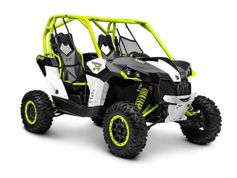 2015 Can-Am Maverick™ X® ds 1000R in Claysville, Pennsylvania