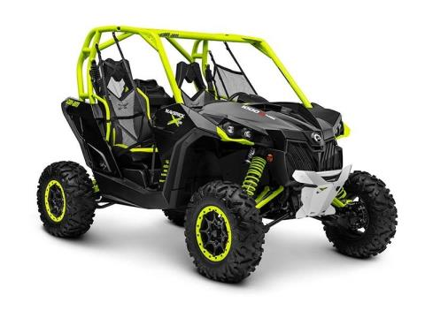 2015 Can-Am Maverick™ X® ds 1000R Turbo in Waterbury, Connecticut