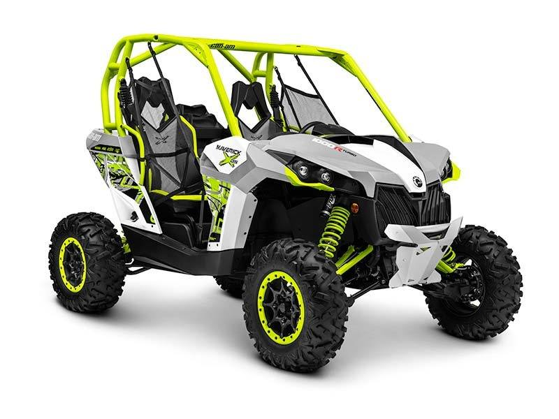 2015 Can-Am Maverick™ X® ds 1000R Turbo in Batavia, Ohio