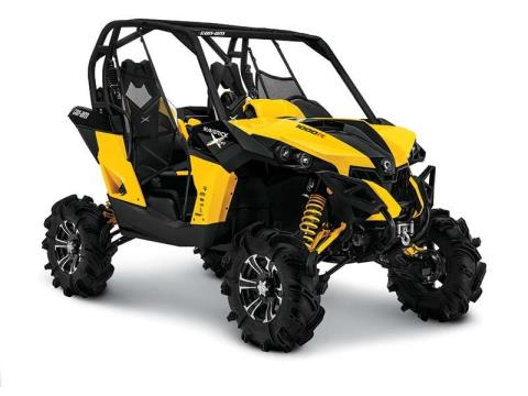 2015 Can-Am Maverick™ X® mr DPS™ 1000R in Claysville, Pennsylvania