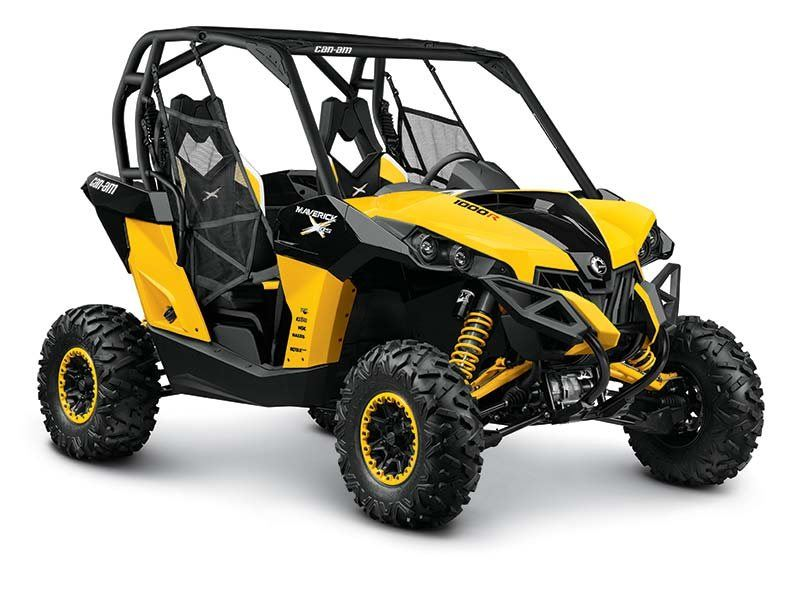 2015 Maverick X rs DPS 1000R