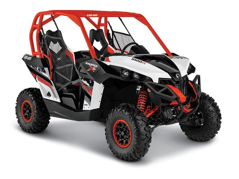 2015 Can-Am™ Maverick X xc DPS 1000R 1