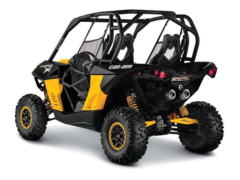 2015 Can-Am Maverick™ X® xc DPS™ 1000R in Lumberton, North Carolina