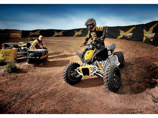 2016 Can-Am DS 90  X in Cedar Falls, Iowa - Photo 2