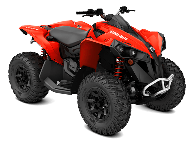 2016 Can-Am Renegade 1000R in Moorpark, California