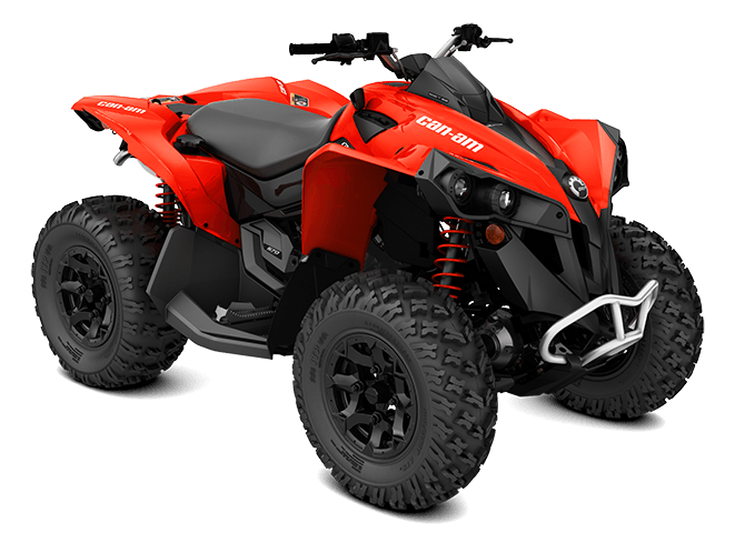2016 Can-Am Renegade 850 in Seiling, Oklahoma