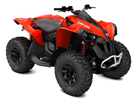 2016 Can-Am Renegade 850 in Roscoe, Illinois