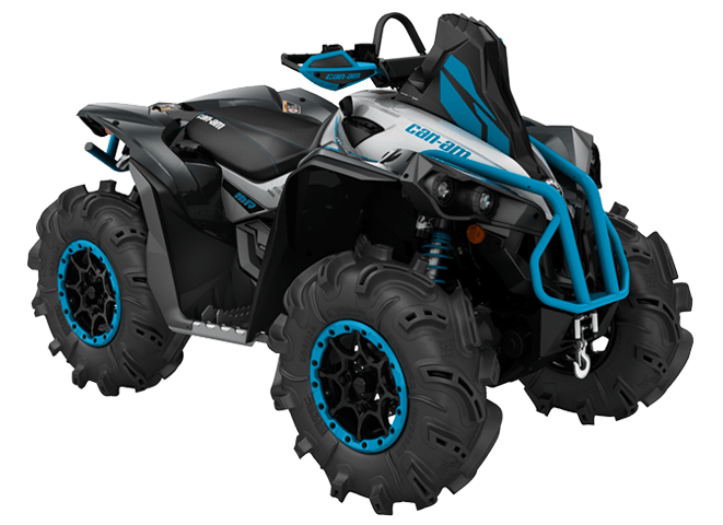 2016 Can-Am Renegade X mr 1000R in Shawano, Wisconsin